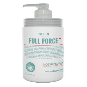 |Увлажняющая маска с экстрактом алоэ Ollin full force, 650мл