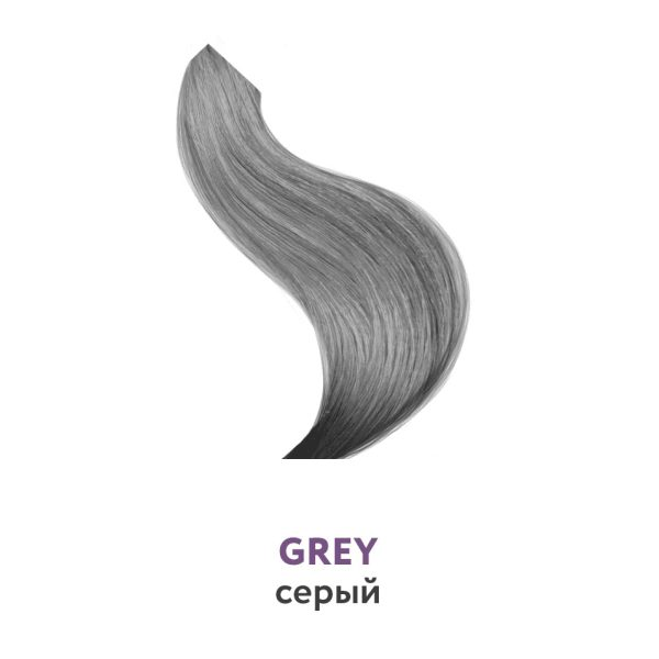 |Пигмент прямого действия MATISSE COLOR, 100 мл - серый