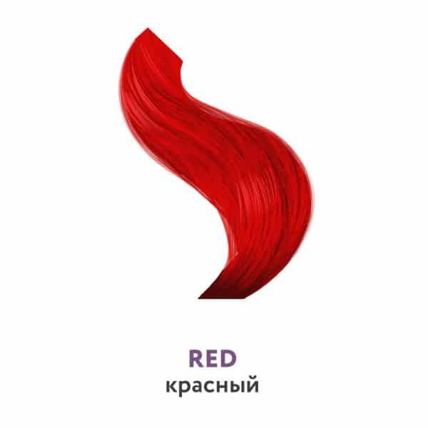 Пигмент прямого действия MATISSE COLOR, 100 мл - красный