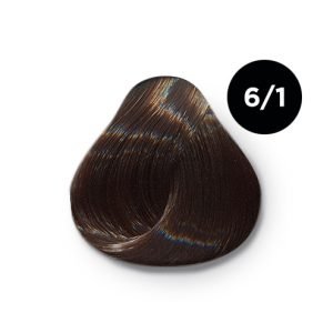 6_1 Ollin silk touch перманентная крем краска