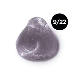 9_22 Ollin silk touch перманентная крем краска
