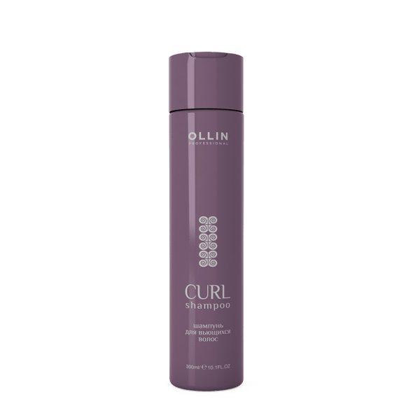 Curl Hair Шампунь для вьющихся волос 300мл