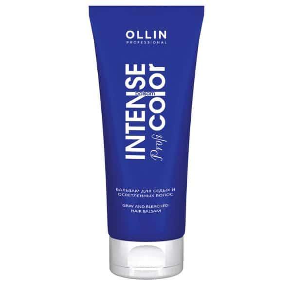 Ollin Intense Profi Color бальзам для седых  волос 200мл