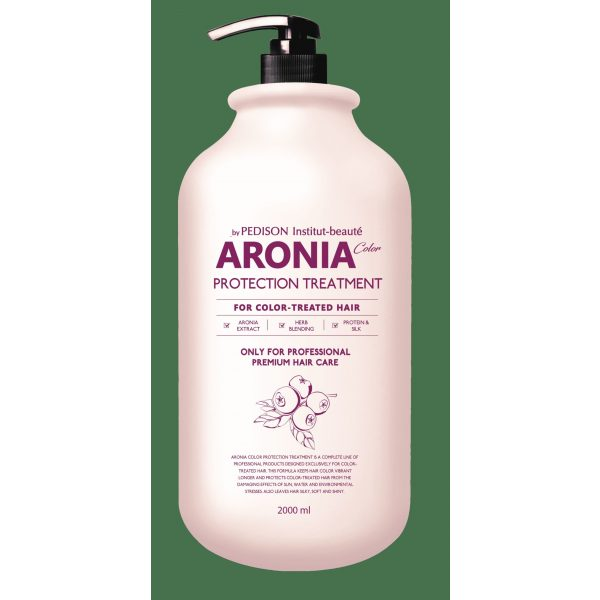 Маска для волос АРОНИЯ Institute-beaut Aronia Color Protection Treatment, 2000 мл