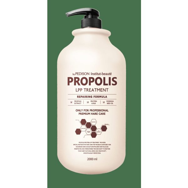 Маска для волос ПРОПОЛИС Institut-Beaute Propolis LPP Treatment, 2000 мл