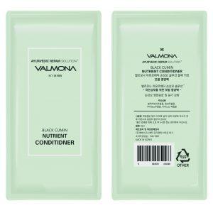 НАБОР Кондиционер для волос АЮРВЕДА Ayurvedic Repair Solution Black Cumin Conditioner, 10мл 50 шт пробники