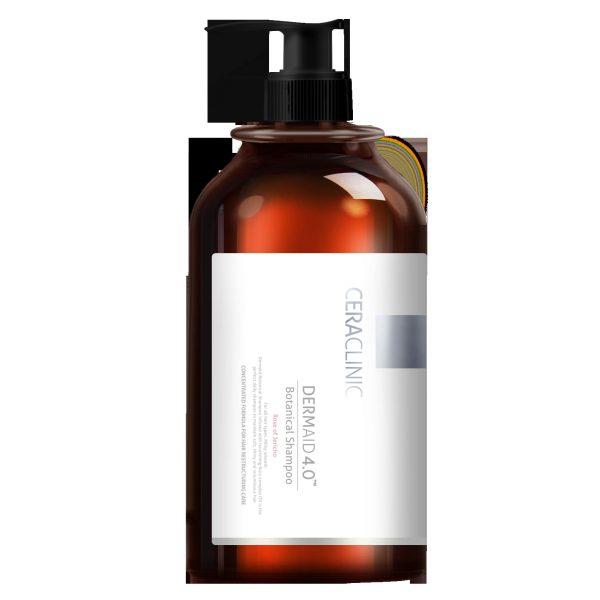 Шампунь для волос РАСТИТЕЛЬНЫЙ Dermaid 4.0 Botanical Shampoo, 1000 мл