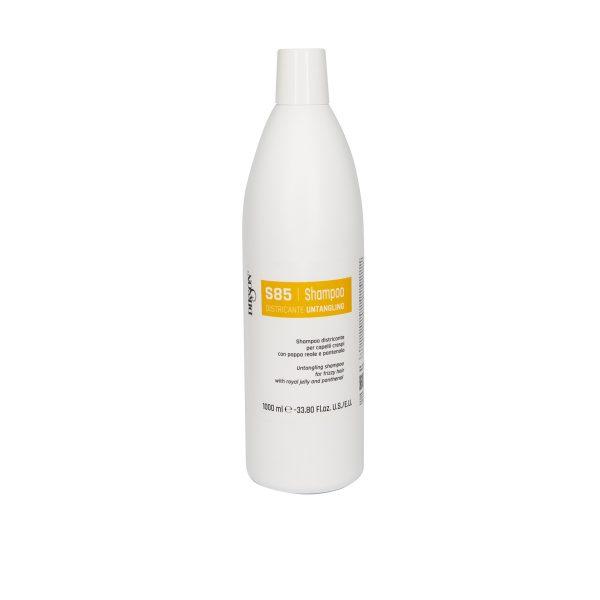 Шампунь для облегчения расчёсывания с маточным молочком и пантенолом DIKSON SHAMPOO DISTRICANTE S85, 1000мл