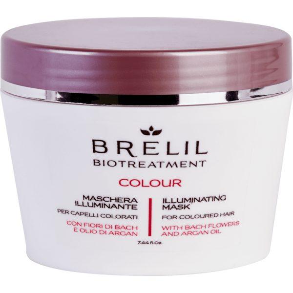 Маска для окрашенных волос BIOTREATMENT COLOUR, 220мл/1000 мл