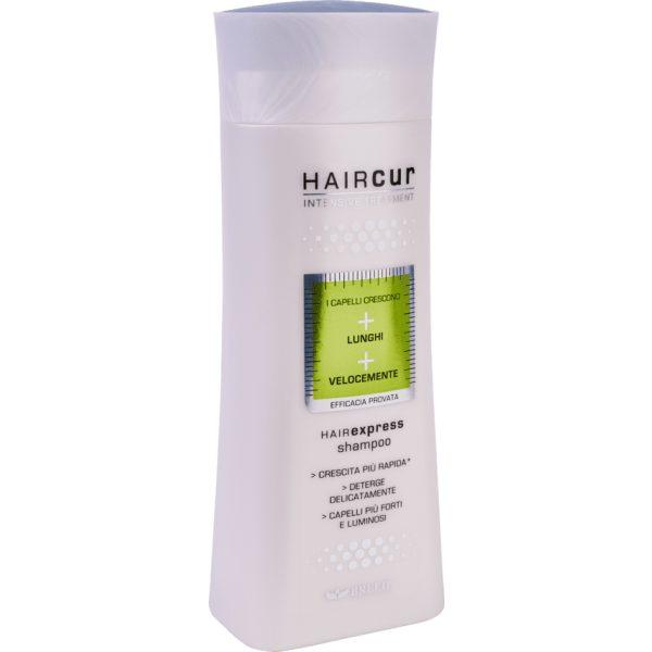 Шампунь против выпадения волос со стволовыми клетками и капиксилом HAIR CUR, 250 мл/1000 мл