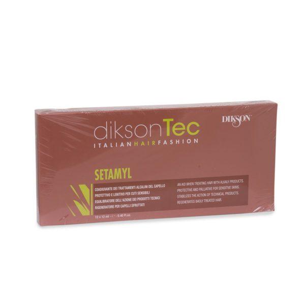 Setamyl ампульное средство для защиты волос от Dikso