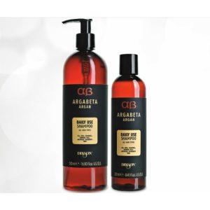 Шампунь для ежедневного использования с аргановым маслом Argabeta Shampoo daily use